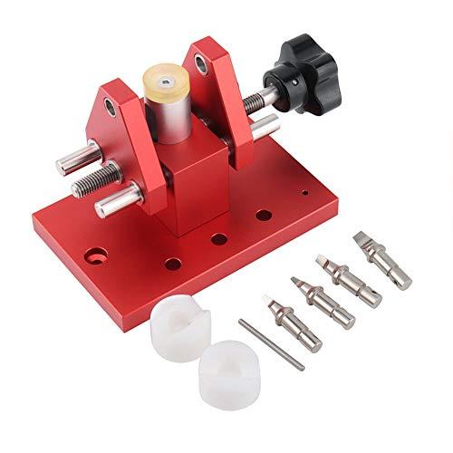 Extractor de carcasas de reloj, portátil, herramienta de reparación de horneado ajustable...