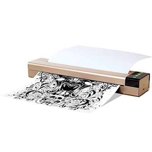 Tattoo Transfer Stencil Machine per Tatuaggi Professionali Stampante Termica tattoo Kit per Carta A4 A5 Thermal Copier Printer Machine
