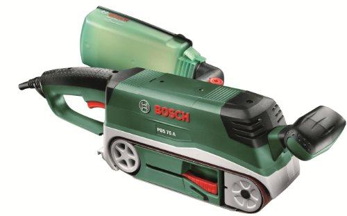 Bosch 06032A1070 PBS 75 A Belt Sander, Green