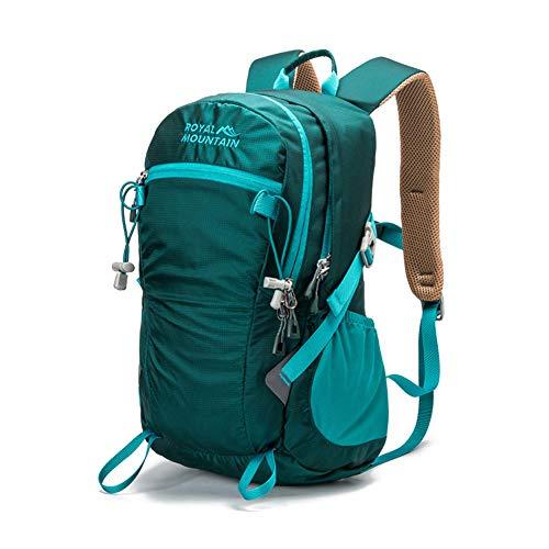 LOCAL LION Wanderrucksack Fahrradrucksack Trekkingrucksack 20L für Damen & Herren mit Regenschutz zum Wandern Trekking Camping Fahrradfahren Sport Uni Schule