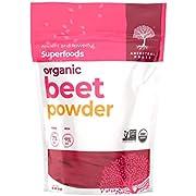 Ancestral Roots Organic Beet Powder - 100% Pure, USDA Certified Organic Beet Powder – 8oz