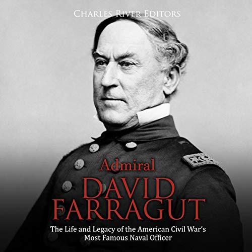 Admiral David Farragut Titelbild