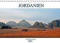 JORDANIEN, Faszination Nahost (Wandkalender 2022 DIN A4 quer): Jordanien ist der Geheimtip im Nahen Osten (Monatskalender, 14 Seiten )