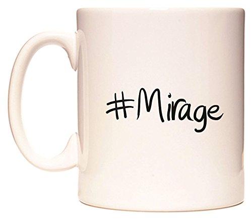 #Mirage Becher von WeDoMugs