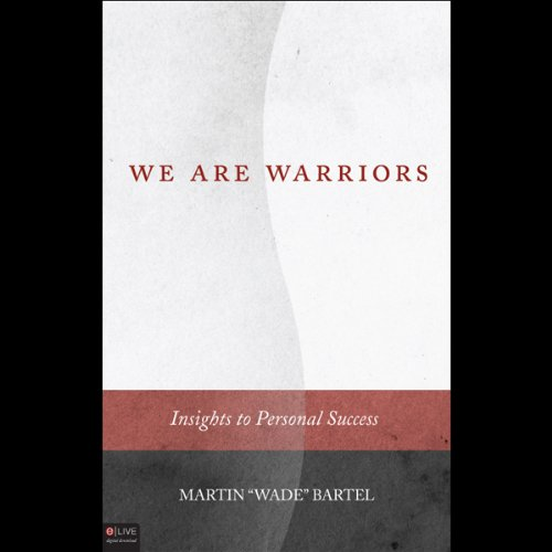 We Are Warriors cover art