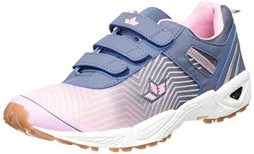 Lico Barney V Sneaker Mädchen, Rosa/ Grau, 39 EU
