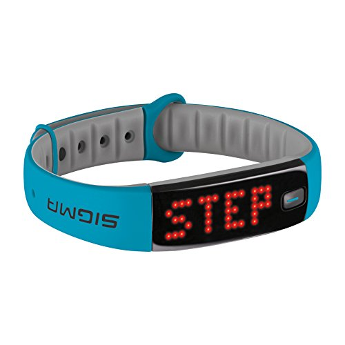 Sigma Activity Tracker ACTIVO, sky blue, 22911
