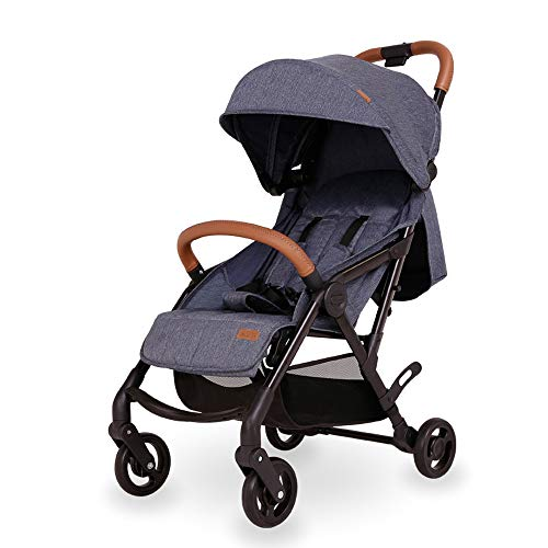 Learn More About Giow Baby Folding Car, Children's Trolley Portable Reclining Shock Absorber