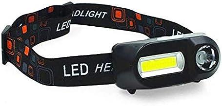 hehuanxiao hoofd fakkel mini led koplamp zaklamp oplaadbare fakkel camping wandelen nacht vissen licht