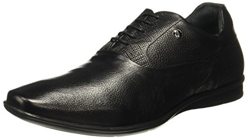 Hush Puppies Men's Corso Oxford Brown Leather Formal Shoes-7 (8244773)