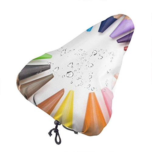 Fall Ing Glamour Uk Bicycle Seat Cover Bike Saddle Cushion Seat Cover For Bike