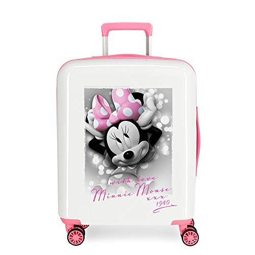 Trolley rigido cabina Minnie Style with love