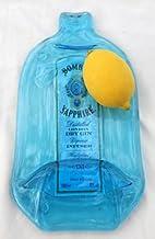 Citron Bombay Sapphire Gin//planche /à d/écouper fromage