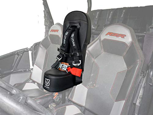 RZR1000BS RZR 1000 Bump Seat w 2' Offroad Buckle 4-Point Harness | Center Seat | Kid Seat | RZR 1000 & 4 1000 Turbo, Dynamix Front & Rear, Turbo S, 900 S, 900 Trail, RZR 4 900, RZR 570
