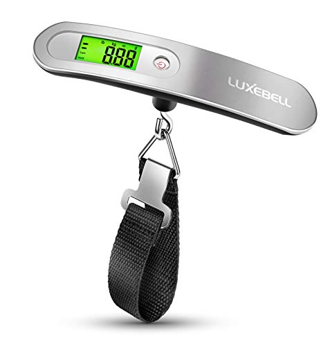 Luxebell 110lbs Digital Luggage Scale