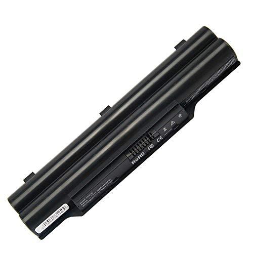 4400mAh // 48Wh Battpit FPCBP274 Battery for Fujitsu LifeBook A530 A531 AH42//E AH530 AH531 LH52//C LH520 LH520//3B LH530 PH50//C PH521 FPCBP277 FMVNBP194 CP478214-02 CP477891-01 FMVNBP186 FMVNBP189
