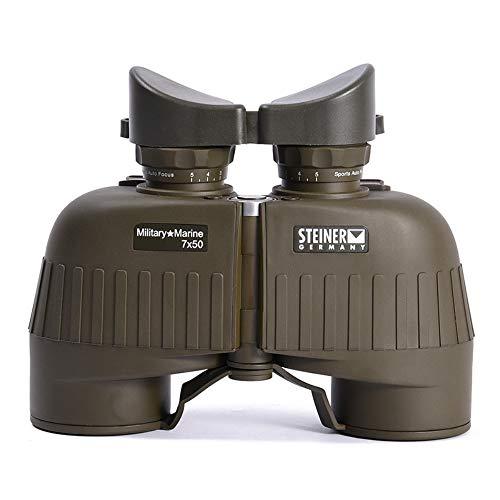BESTSUGER Fernglas für Erwachsene, 7x50 HD wasserdichtes Militär-Marine-Fernglas mit FMC-Linse, Hochleistungs Vergrößerung Ferngläser für Reisen,Vogelbeobachtung, Astronomie, Sport und Tierwelt