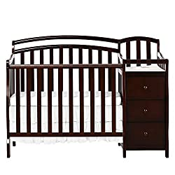 Dream On Me Casco 4-In-1 Mini Crib