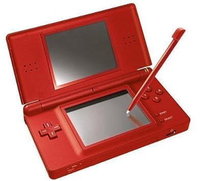 Nintendo DS Lite Handheld Console (Red)