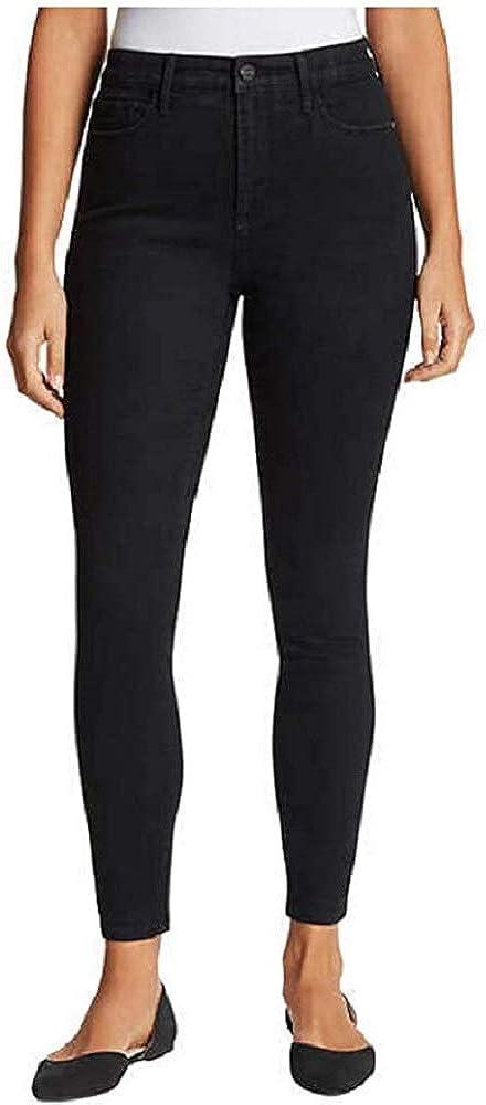 Sanctuary Denim Social Standard Ladies' Skinny Jean (Jet Black, 4/27)