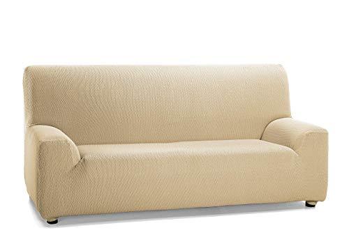 - Gummiband für 4-Sitzer-Sofa, Modell TUNEZ, Farbe BEIGE, Maße 240 bis 270 cm
