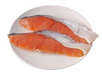 [冷凍] 塩銀鮭 切身(甘口) 2切入 140g