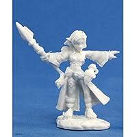 死神ミニチュア77031ボーンズ - キャシー、Gnomeのウィザード