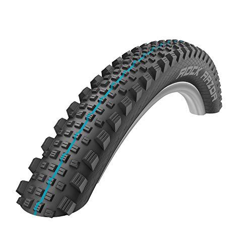 Schwalbe Unisex– Erwachsene Rock Razor HS452 Reifen, schwarz, 27.5x2.35 Zoll