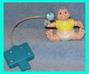 Dinosaurs Dino-Motion Baby Sinclair Figure (Not the Momma)