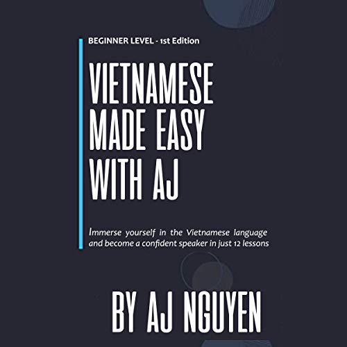 『Vietnamese Made Easy with AJ』のカバーアート
