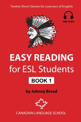 Easy Reading for ESL Students - Book 1: Twelve Short Stories for Learners of English (Volume 1)