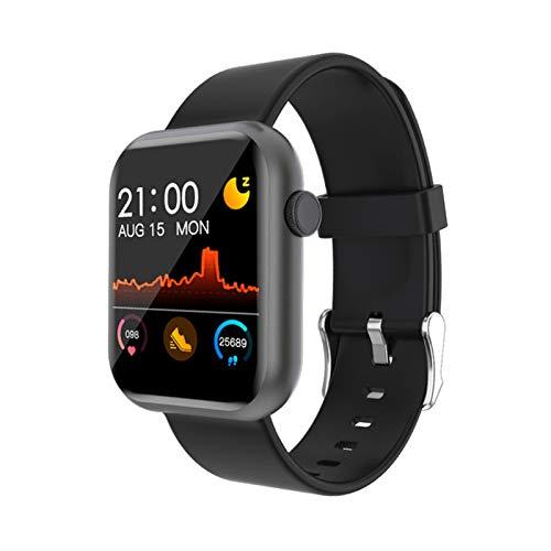 YDL Nuevo P9 Smart Watch Men Womanwatch Completo SmartWatch Juego Incorporado IP67 Monitor De Sueño a Prueba De Cardíaco a Prueba De Agua para iOS Teléfono Android VS P8