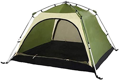 WXHHH Carpas para Acampar refugios Tienda de campaña emergente automática para 2 Personas |Tienda de Senderismo Resistente al Agua y al Sol, fácil de Instalar