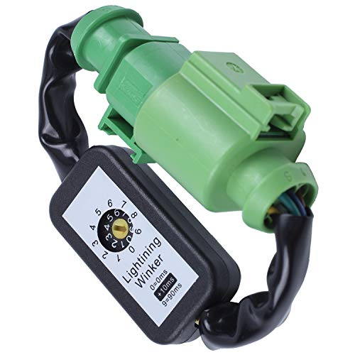 Facibom Dynamischer Blinker LED Rücklicht Add-on Modul Kabelbaum für A6 S6 RS6 4G C7 Limousine