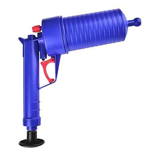 Luftpumpe Druckrohr Kolben Abflussreiniger Kanalisationsbecken Becken Rohrleitung Verstopfter Entferner Badezimmer Küche Toilette Reinigungswerkzeuge