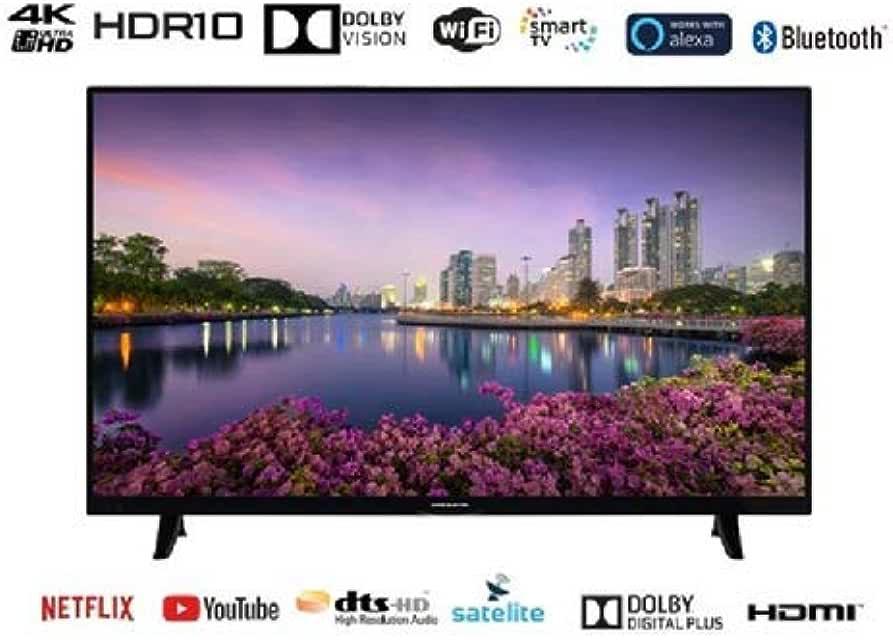 Smart Tv Eas Electric