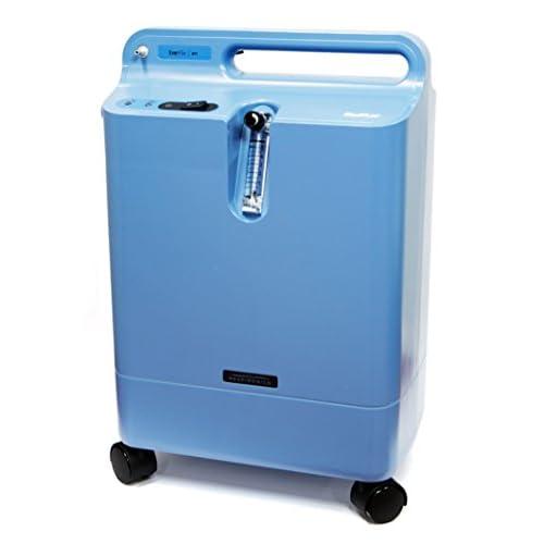Philips ossigeno O2 concentratore macchina portatile - generatore 5 litri/minuto - 2 anni di garanzia