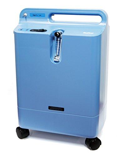 Philips Tragbare Sauerstoff O2 Konzentrator Maschine - Generator 5 Liter/Minute - 2 Jahre Garantie