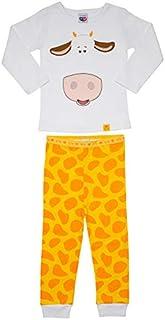 Tiptop Pijama Longo Todo, 1-2 Anos, Branco