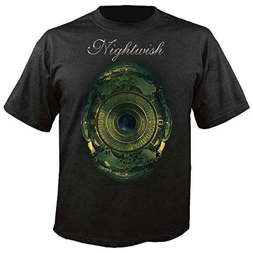 Nightwish - Decades - Festival Tour 2018 - T-Shirt Größe L