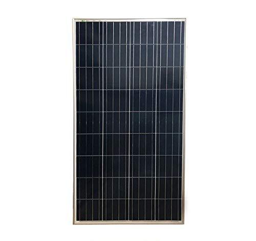 Pannello Solare Fotovoltaico 150W 12V Camper Barca Giardino impianto Baita