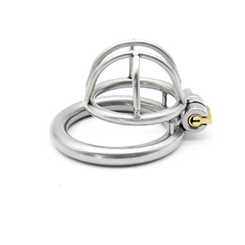 Raycity Male Chastity Cage Device (40mm Ring) 117