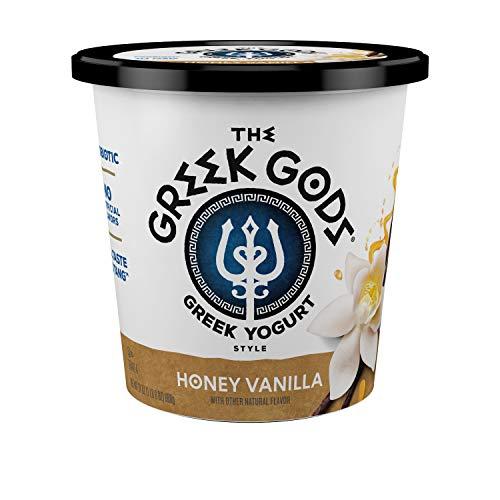 The Greek Gods Greek Yogurt, Honey Vanilla, 24 oz