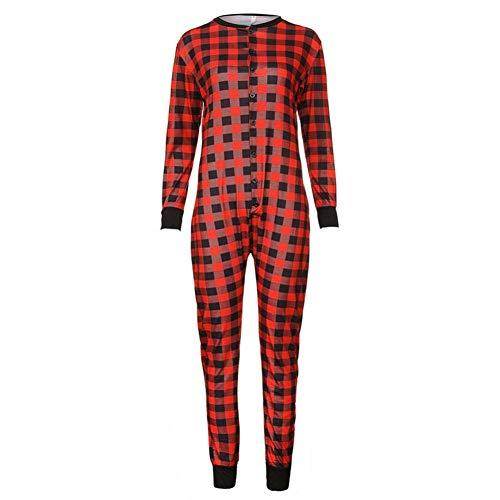 Conjunto de Pijamas Familiares de Navidad, Mono de Las