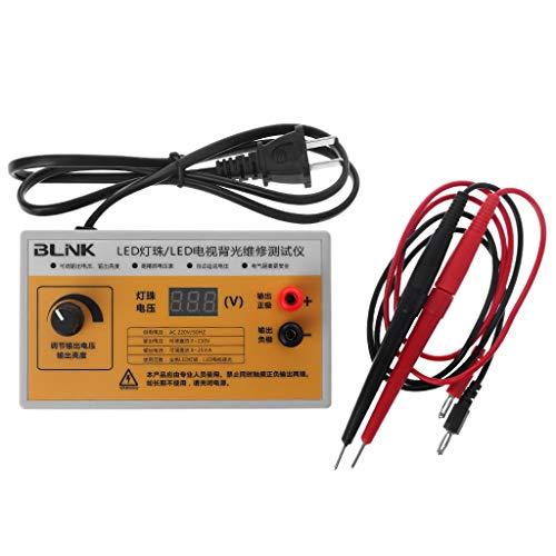 JENOR AC 220V LED TV Backlight Tester Tiras LED Pantalla Retroiluminada Prueba W Voltaje Display