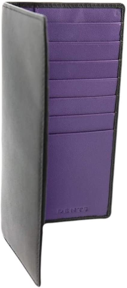 Dents Max 46% OFF Max 60% OFF Kensley Hairsheep Gloving Leather Wallet with RFID Bl Coat