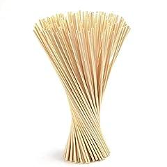 Idea Regalo - Coriver 150 Pezzi Bastoncini di diffusore a Lamella, Sostituzione di Bastoncini di diffusore di fragranza di Olio Essenziale per Profumo di Aroma -24 cm * 3 mm