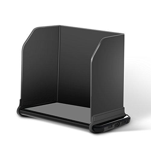 Rantow Coperchio del Monitor del Telefono   Tablet Cappa da Sole per DJI Mavic PRO   Spark  Phantom 3   4   Inspire 1   OSMO Telecomando per Drone