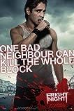 Fright Night - Colin Farrell – Film Poster Plakat Drucken