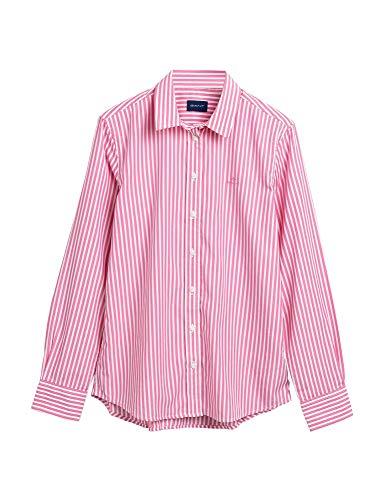 GANT Damen Bluse Größe 46 EU Weiß (weiß)